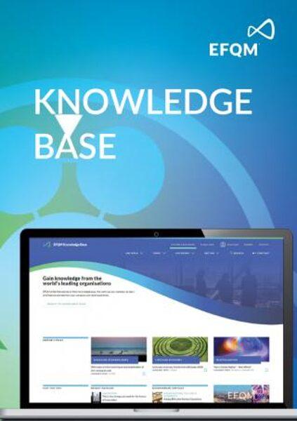 EFQM Knowledge Base rīks